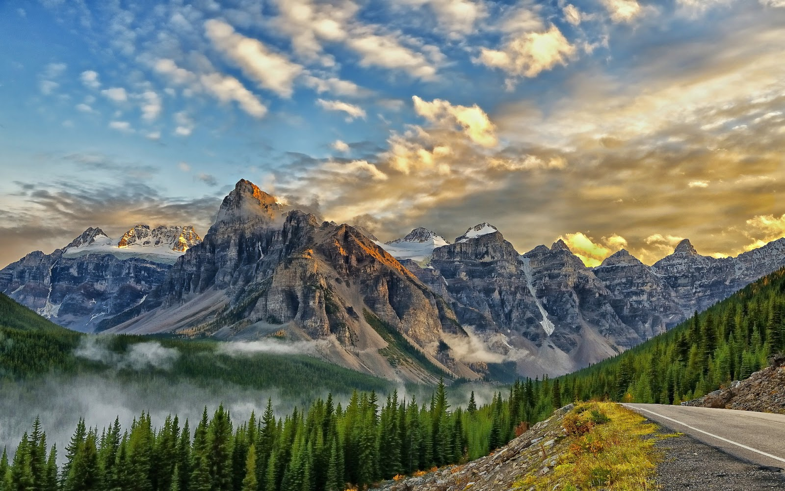 let u0026 39 s travel the world   banff national park