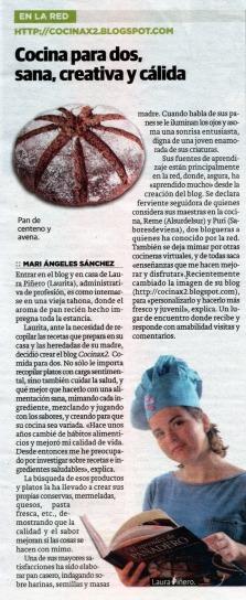 Laurita en Diariosur