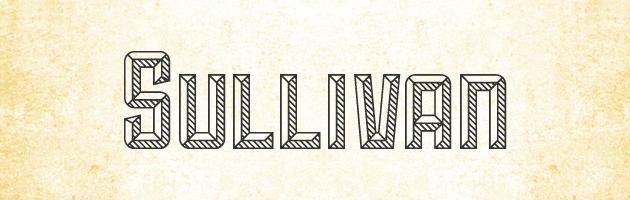 ポップ・レトロに合いそうなイラスト風の影のついた立体フォント | オシャレな飾り文字フリーフォント。無料でダウンロード出来て商用利用可。