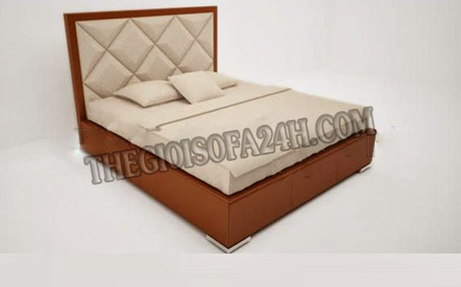 Giường ngủ GN032