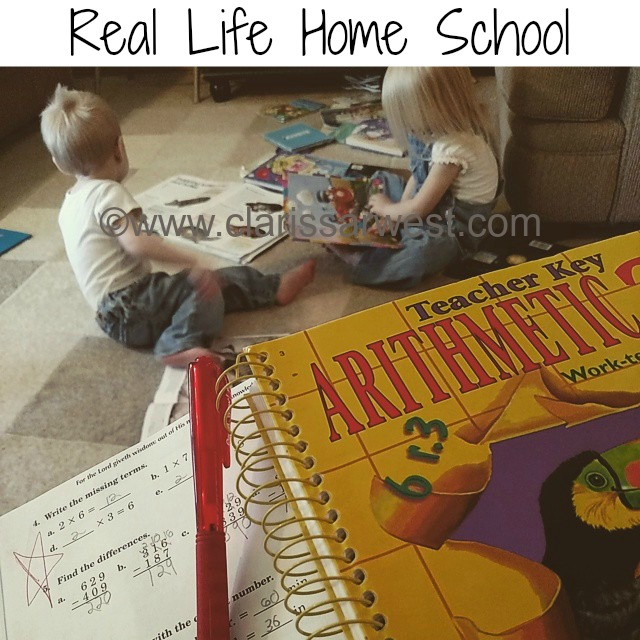 A Real Look Into The Life Of Our Homeschooling, Special Needs, Large Family