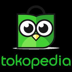 Kami ada di Tokopedia