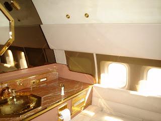 Congolese Government 707 9Q-CLK in Lanseria