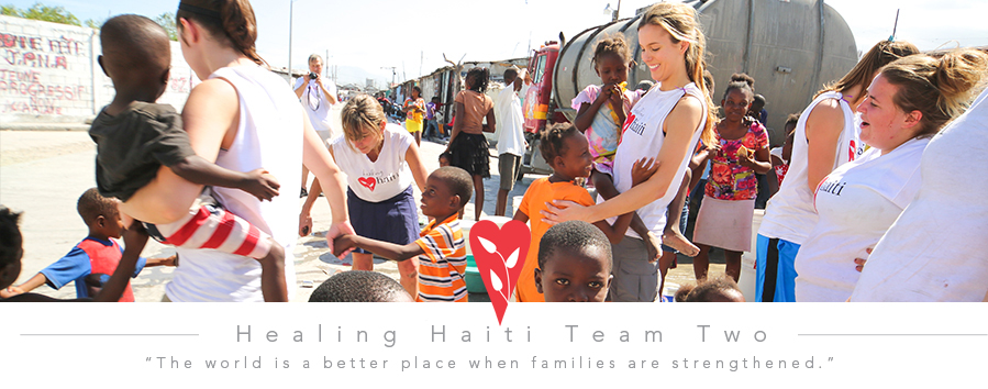 Healing Haiti Team 2