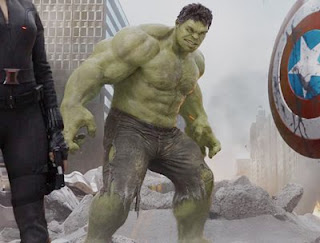 HULK smash puny solo movie!