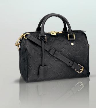 Louis Vuitton Borsa Nera