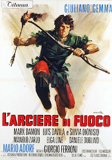O Arqueiro de Fogo (1971)