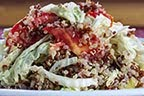 Quinoa Salad w/ Asian Dressing