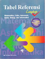 toko buku rahma: buku TABEL REFERENSI LENGKAP , pengarang rudiger erbreeth dkk, penerbit erlangga