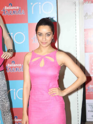 Shraddha Kapoor Sexy Stills at Rio Collection Launch