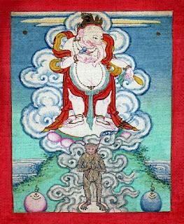 Mongolia Ganesha Monkey