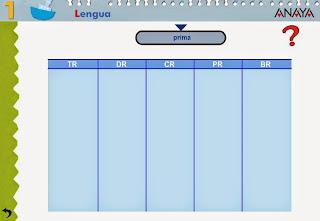 http://www.ceiploreto.es/sugerencias/A_1/Recursosdidacticos/PRIMERO/datos/01_lengua/03_Recursos/01_t/actividades/lectoescritura/05.htm