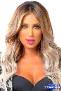 الفنانة اللبنانية مايا دياب Maya Dyab
