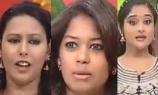 Changure Bangaru Rani -6th Aug – TV artists Grace & Priyanka