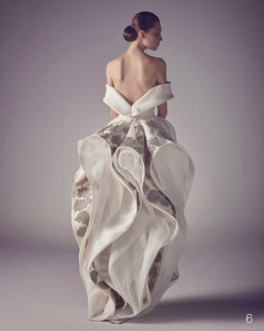 Ashi Studio SS 2015 Wedding Dress Collection