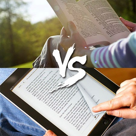 Paperback VS eBook