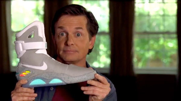 back to the future nikes 2015