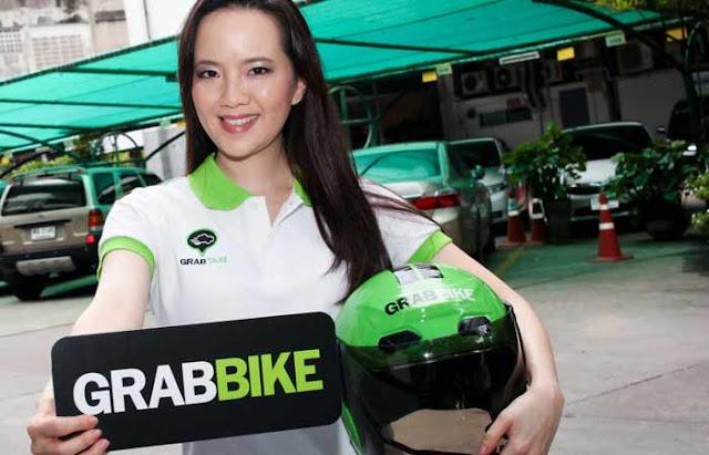 Yamaha dan Honda Tawarkan Kejasama Dengan GrabBike, Mantab!