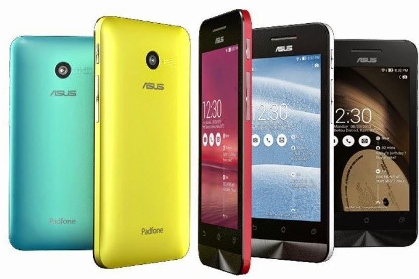 Asus Zenfone 4 Android Dengan Ram 1 Giga