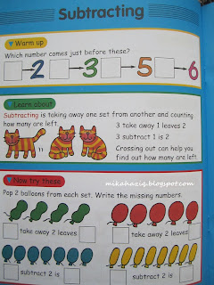 pre-school activity book