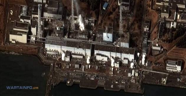 peristiwa Bencana kecelakaan Nuklir Fukushima terbesar terburuk terparah di dunia