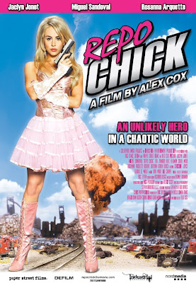 Watch Repo Chick 2009 BRRip Hollywood Movie Online | Repo Chick 2009 Hollywood Movie Poster