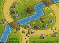 لعبة المملكة راش الجميلة