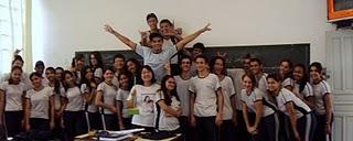 alunos do 3ºA