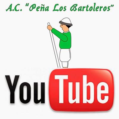 Canal Youtube Bartoleros
