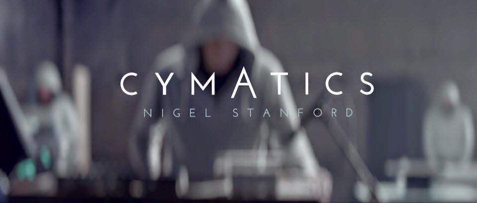 Cymatics 聲音視覺化 H