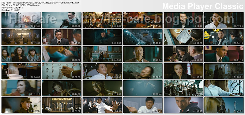 The Return of Chen Zhen 2010 video thumbnails
