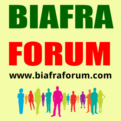 Join The Biafran Forum