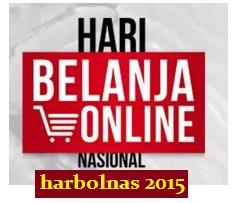harbolnas 2015 dan daftar lengkap 140 ecommerce