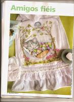 pintura em tecido fraldas