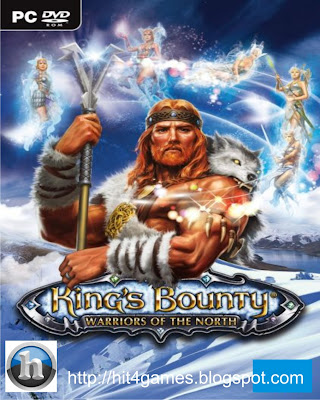 Kings Bounty Warriors of the North - PC
