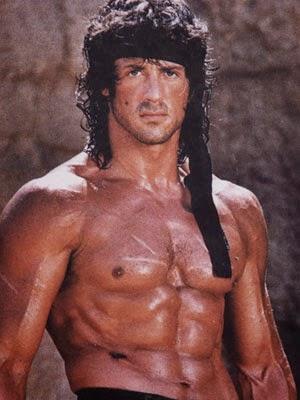Rambo, Sylvester Stallone