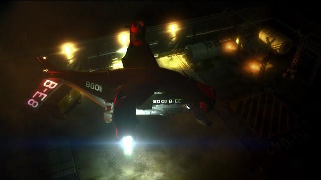 Deus Ex Human Revolution 800 BEE VTOL
