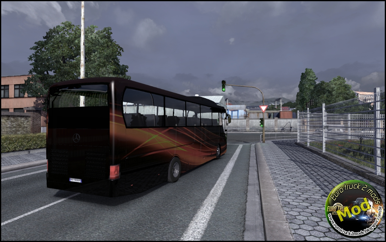 Euro truck 2 mods onibus beta