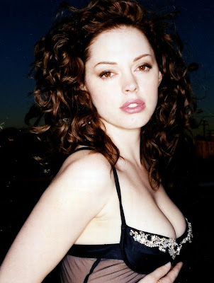 Rose McGowan Latest Pictures 2013