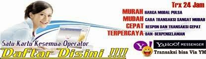 Master Dealer Pulsa Sijunjung, Server Pulsa Termurah Sumatera Barat