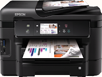 Epson WorkForce WF-3540DTWF Drivers update