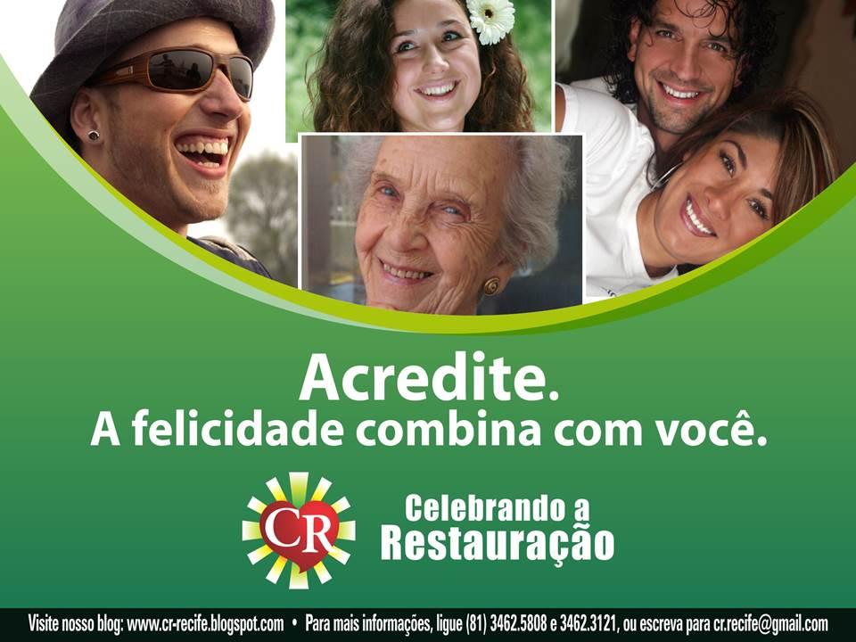 CR - Celebrando a Restauraçao