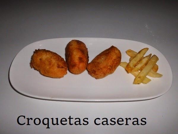 Croquetas Caseras