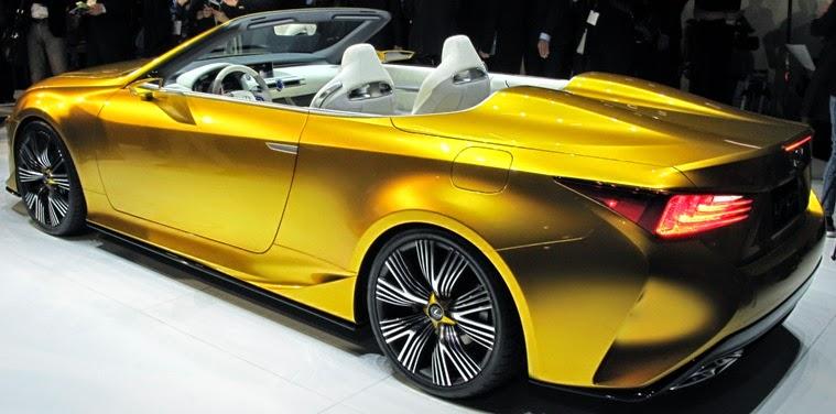 Saxton On Cars: 2014 LA Auto Show Video: Lexus\' Jeff Bracken On ...