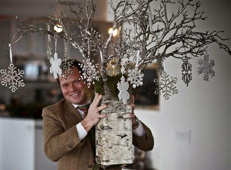 Arboles de Navidad Modernos y Originales, parte 5