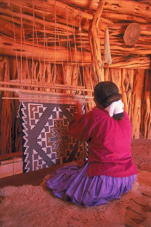 El Telaret Telar Navajo