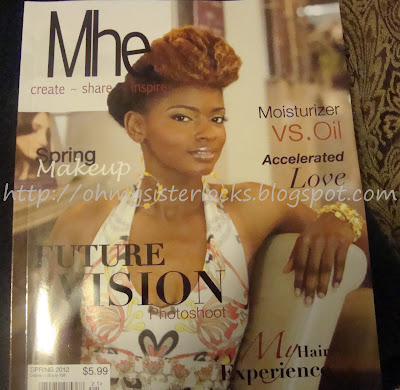 Mhe Natural Hair Magazine