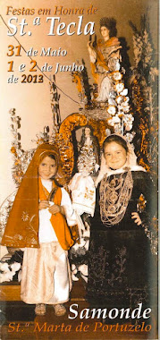 Festa em Honra de Santa Tecla - Samonde