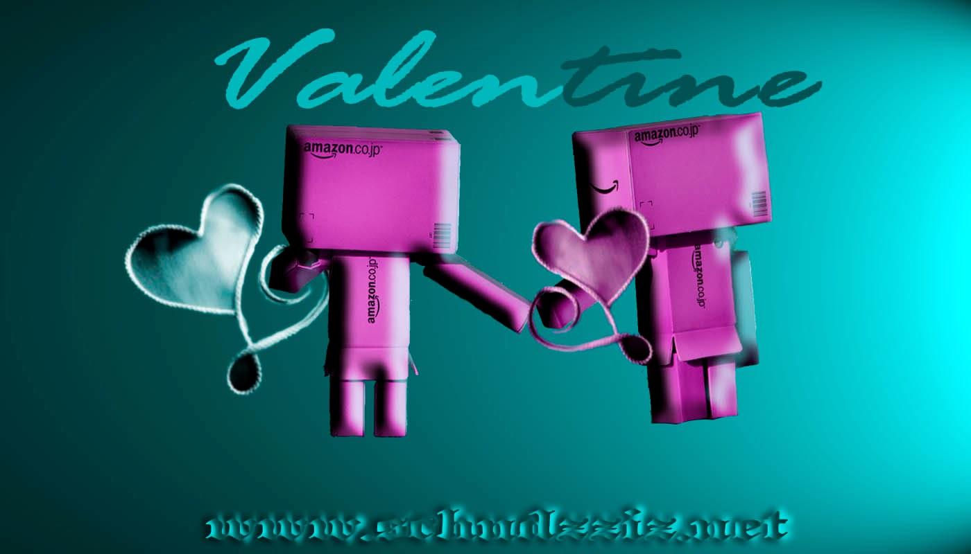 Wallpaper Romantis Selamat Hari Valentine 2015