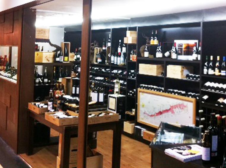 Blog maridaje gourmet y mas nace la segunda vinoteca - Fotos de vinotecas ...